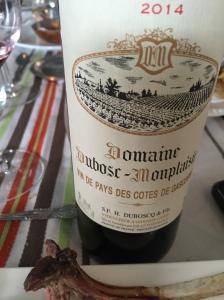 Le vin, délicieux